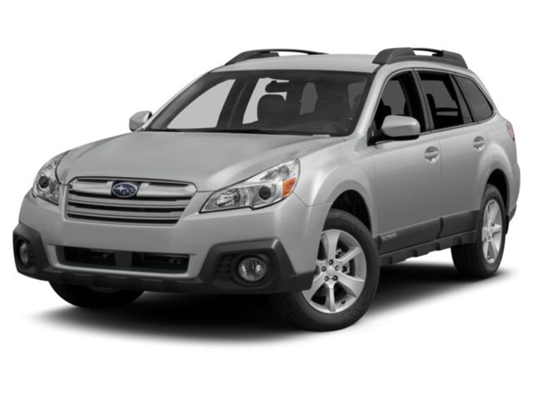 Used 2014 Subaru Outback 3.6R Limited (A5) SUV in Potsdam, NY