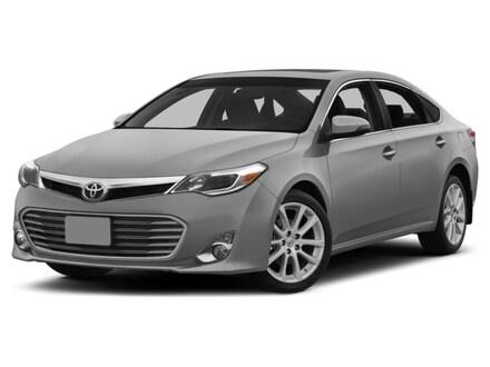 2014 Toyota Avalon Sedan