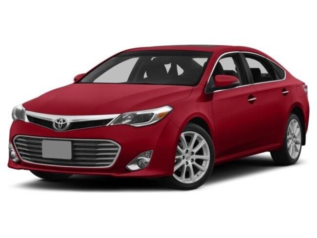 2014 Toyota Avalon XLE Premium Sedan
