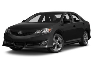 2014 Toyota Camry XLE Sedan