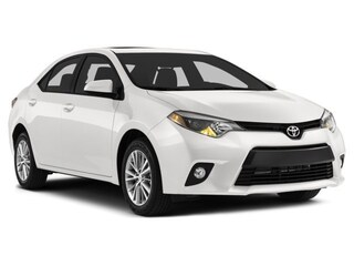 Used 2014 Toyota Corolla LE Sedan 5YFBURHE9EP062821 For Sale in Chicago, IL