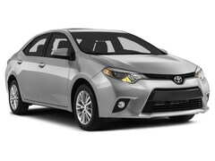 2014 Toyota Corolla 4dr Sdn CVT LE Sedan Lodi, CA