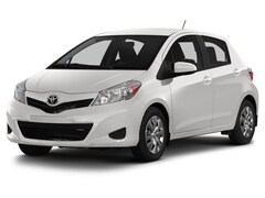 Used 2014 Toyota Yaris LE Hatchback for sale in Albuquerque, NM