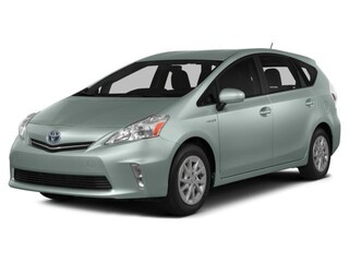 Used 2014 Toyota Prius v Three Wagon for sale in Charlotte, NC