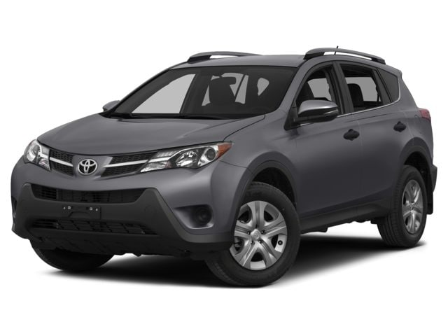 2014 Toyota RAV4 LE SUV