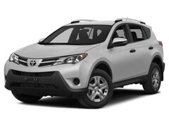 Used 2014 Toyota RAV4 4WD LE SUV in Portsmouth, NH