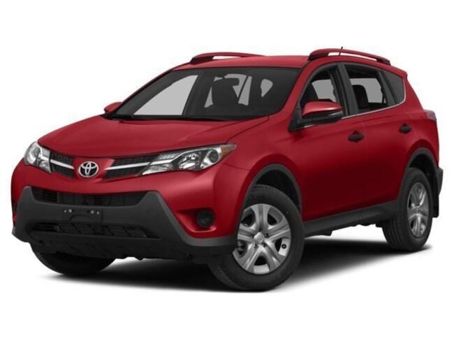 2014 Toyota RAV4 4WD LE SUV