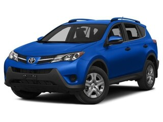 Used 2014 Toyota RAV4 LE SUV for sale near you in Auburn, MA