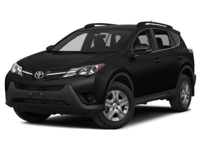 Used 2014 Toyota RAV4 4WD XLE SUV in Westborough, MA