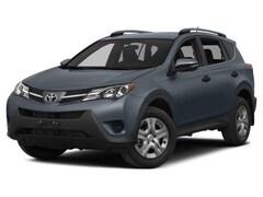 2014 Toyota RAV4 4WD XLE SUV