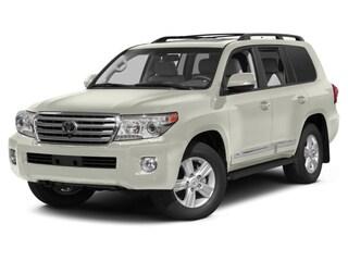 2014 Toyota Land Cruiser Base SUV