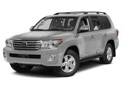 Certified 2014 Toyota Land Cruiser V8 SUV in Lake Charles, LA