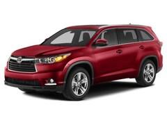 2014 Toyota Highlander Limited SUV