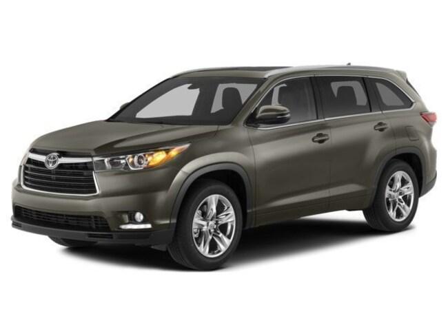 2014 Highlander For Sale >> Used 2014 Toyota Highlander For Sale At Prestige Toyota Of