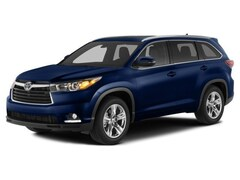 Used Vehicles for sale 2014 Toyota Highlander XLE V6 SUV in Prestonsburg, KY