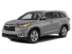 Used 2014 Toyota Highlander Limited Platinum AWD 4dr V6  Natl SUV in Clearwater