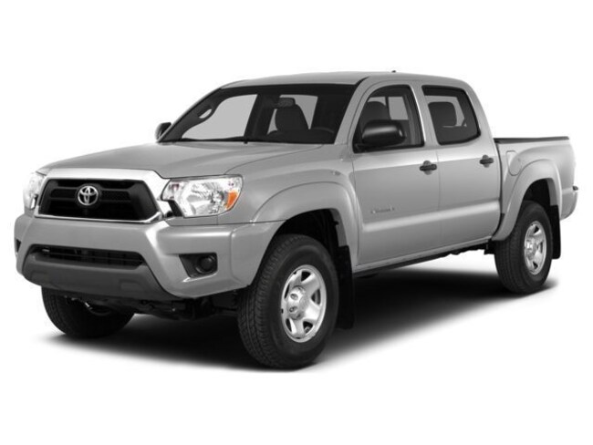 Used vehicle 2014 Toyota Tacoma 4x4 Truck Double Cab for sale near you in Morrilton, AR