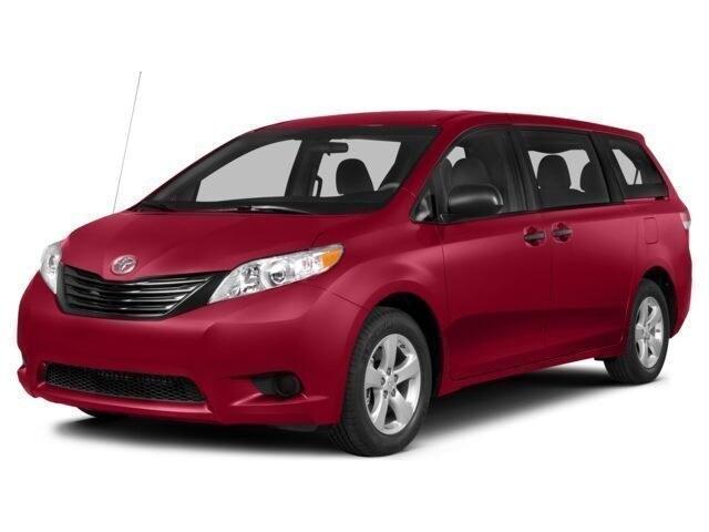 2014 Toyota Sienna XLE 7 Passenger Limited 7-Passenger  Mini-Van
