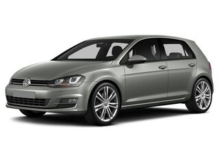 2014 Volkswagen Golf TDI Hatchback