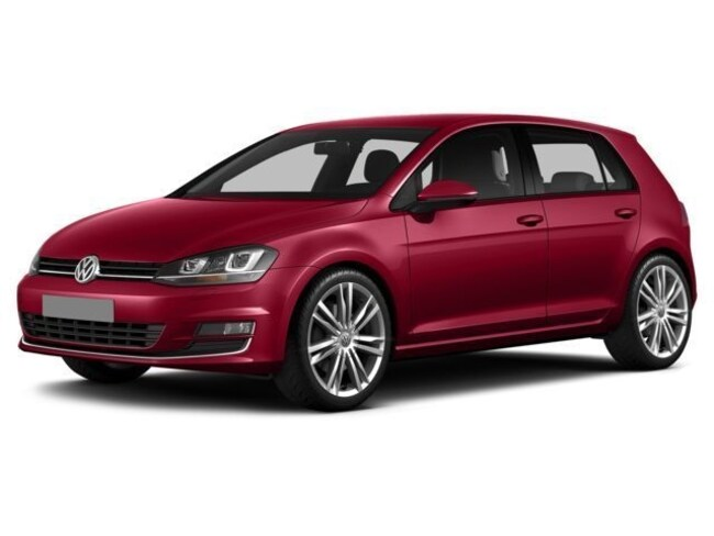 2014 Volkswagen Golf 2.0L TDI Hatchback