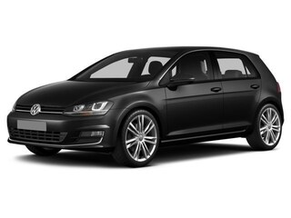 Used 2014 Volkswagen Golf TDI w/Sunroof & Nav Hatchback in Hanover, MA