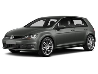 Used 2014 Volkswagen Golf 2.0L TDI w/Sunroof/Navigation Hatchback for sale in Houston