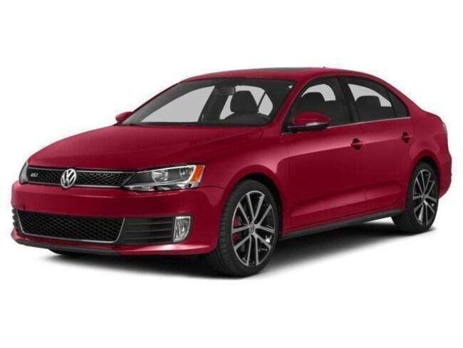 2014 Volkswagen Jetta GLI Sedan