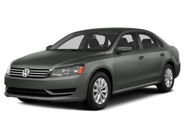 2014 Volkswagen Passat TDI SE Car