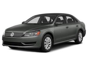 2014 Volkswagen Passat TDI SE w/Sunroof