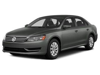 Used 2014 Volkswagen Passat TDI SE w/Sunroof Sedan for sale in Houston