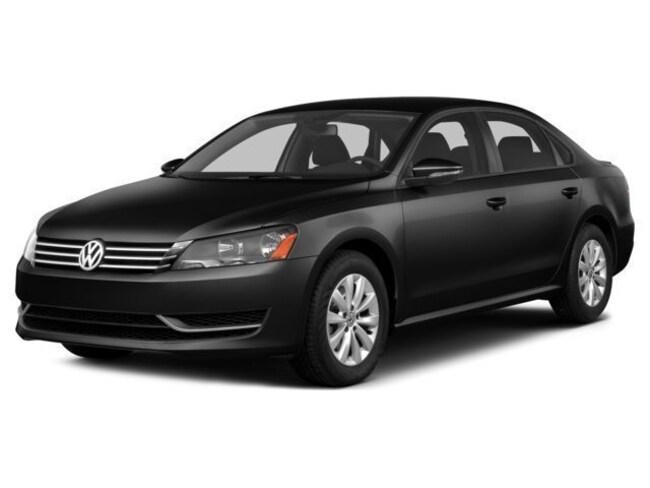 2014 Volkswagen Passat TDI SE Sedan