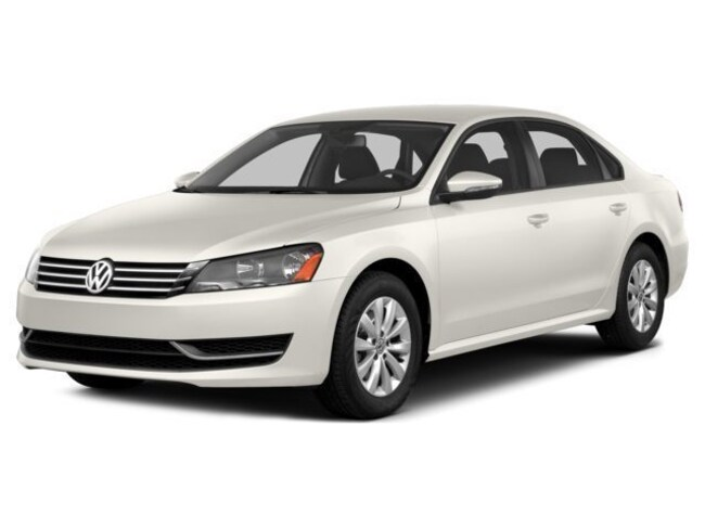 Used vehicle 2014 Volkswagen Passat TDI SEL Premium Sedan for sale in Tucson, AZ