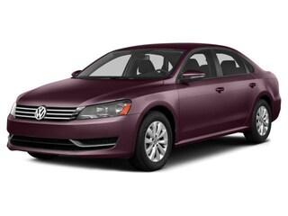 Used 2014 Volkswagen Passat TDI SEL Premium Sedan 1VWCN7A39EC048020 for sale in Boise at Audi Boise