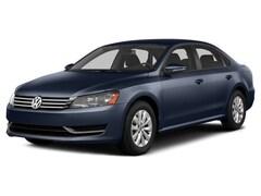 2014 Volkswagen Passat 2.0L TDI SEL Premium Sedan