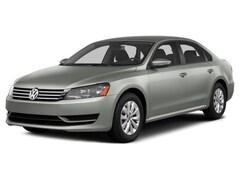 2014 Volkswagen Passat Sedan