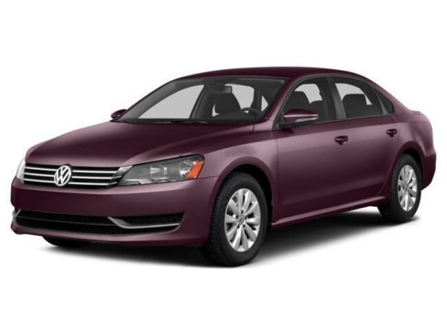 2014 Volkswagen Passat 1.8T SE Sedan