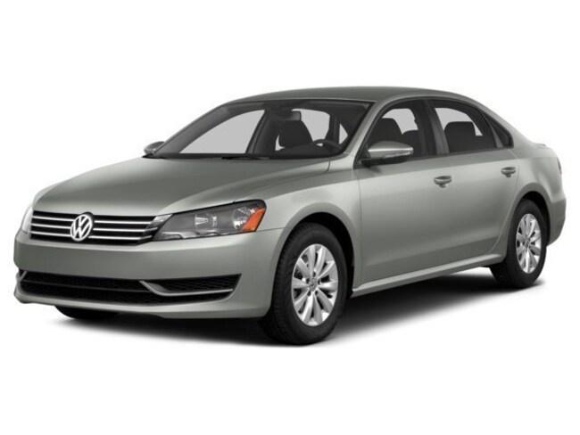 2014 Volkswagen Passat 1.8T Sedan