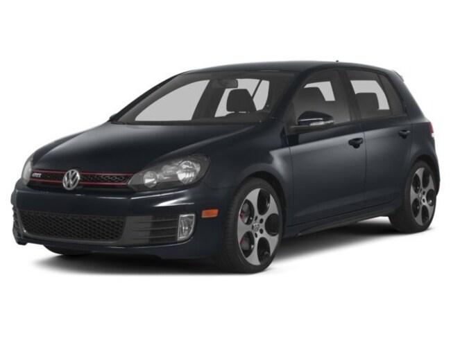 2014 Volkswagen GTI Drivers Edition Hatchback