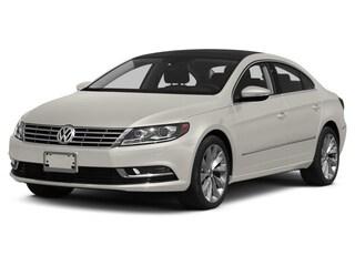 2014 Volkswagen CC 2.0T Executive Sedan
