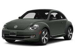 Bargain Used Vehicles 2014 Volkswagen Beetle 2.0L TDI Hatchback for sale in Stockton, CA