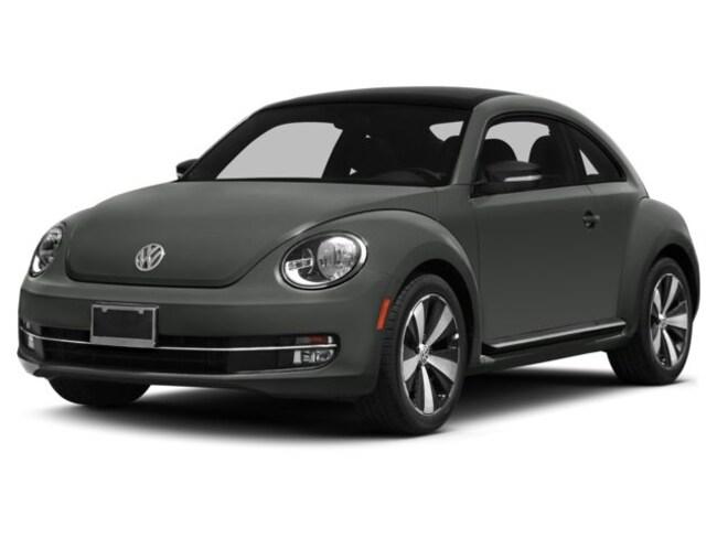 2014 Volkswagen Beetle 2.0L TDI Hatchback