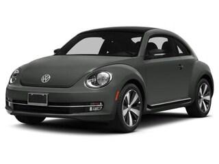 Used 2014 Volkswagen Beetle 2.0L TDI 2dr DSG Hatchback for sale in Houston, TX