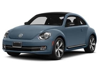 2014 Volkswagen Beetle 2.0 TDI Hatchback 3VWJL7AT9EM631103