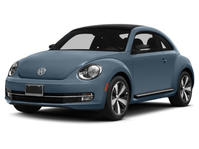 Used 2014 Volkswagen Beetle 2.0L TDI Hatchback in Houston