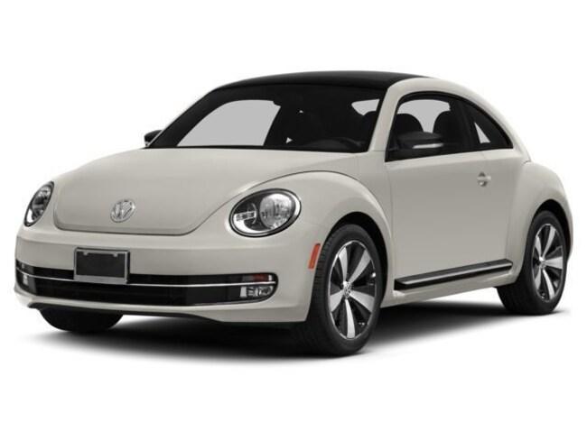 Used 2014 Volkswagen Beetle 2.0L TDI w/Sun/Sound/Nav 2dr Man Hatchback for sale in Houston, TX