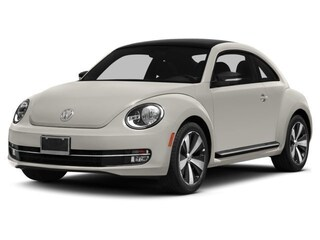 Used 2014 Volkswagen Beetle 2.0L TDI w/Sun/Sound/Nav 2dr DSG Hatchback for sale in Houston, TX