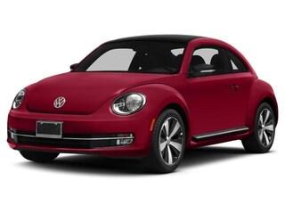 Used 2014 Volkswagen Beetle 2.0L TDI w/Sun/Sound/Nav 2dr DSG Hatchback for sale in Houston
