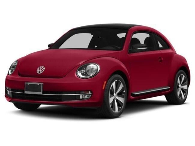 Used 2014 Volkswagen Beetle 2.0L TDI w/Sun/Sound/Nav 2dr DSG Hatchback in Houston