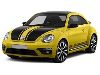 2014 Volkswagen Beetle 2.0T Turbo R-Line w/Sun/Sound Hatchback