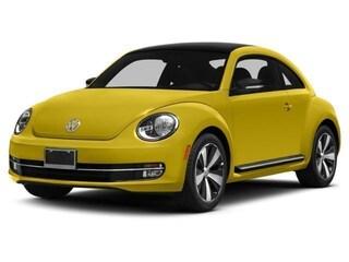 2014 Volkswagen Beetle 1.8T w/PZEV Hatchback